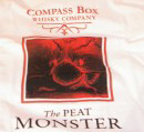 T-Shirt Compass Box Peat Monster