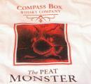 T-Shirt Compass Box Peat Monster