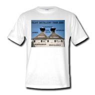 T-Shirt Islay Distillery Tour 2009