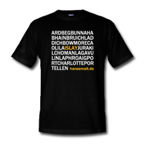 T-Shirt Islay Destillerien