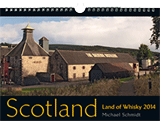 Scotland - Land of Whisky. Kalender 2014