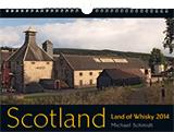 Scotland - Land of Whisky. Kalender 2014