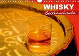 Whisky - Geschmacksache. Wandkalender 2014