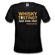Hansemalt Whisky-Shirt
