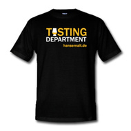 "Hansemalt Whisky-Shirt ""Tasting Department"""